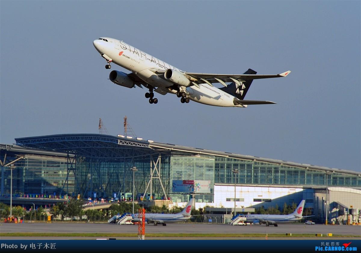 Re:[原创]估计这几个月天津能拍机的机会将非常稀少。。。 AIRBUS A330-200 B-6091 中国天津滨海机场