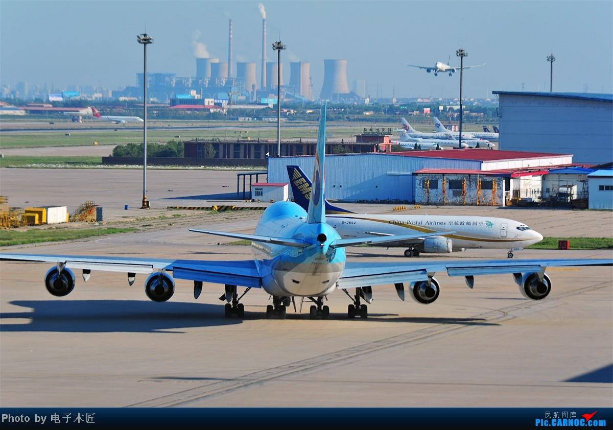 Re:[原创]估计这几个月天津能拍机的机会将非常稀少。。。    中国天津滨海机场