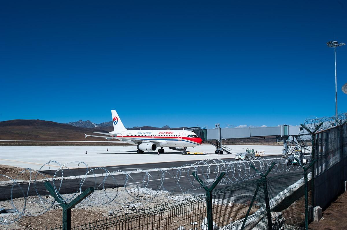 Re:[原创]【CASG】梅里、贡嘎雪山,稻城亚丁机场    中国稻城亚丁机场