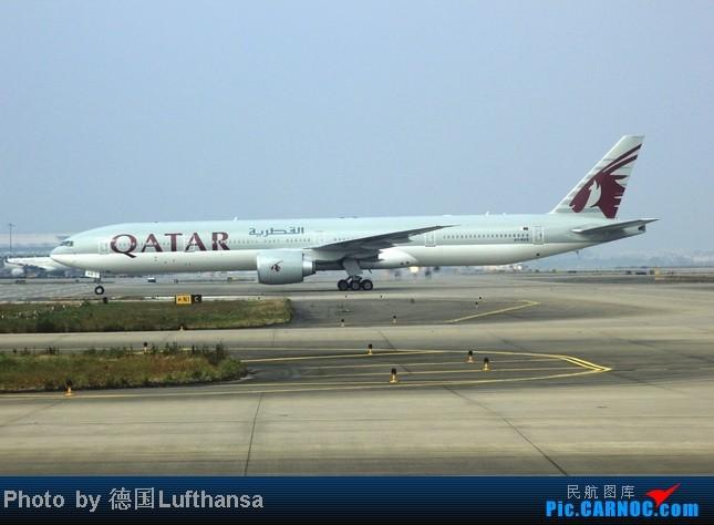 Re:广州白云机场02R跑道杂拍 BOEING 777-300 A7-BAS