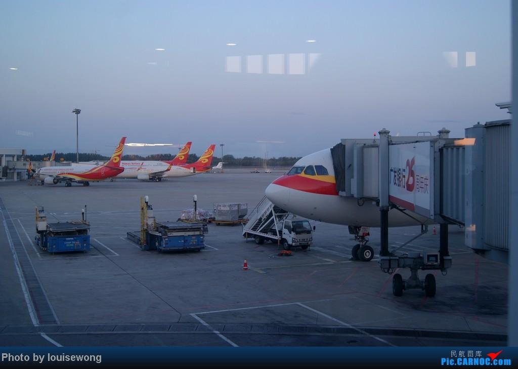 Re:[原创]海航免票回程,PEK-HAK,故障延误换飞机,坑爹的787,外加HAK-CAN段游记    中国北京首都机场