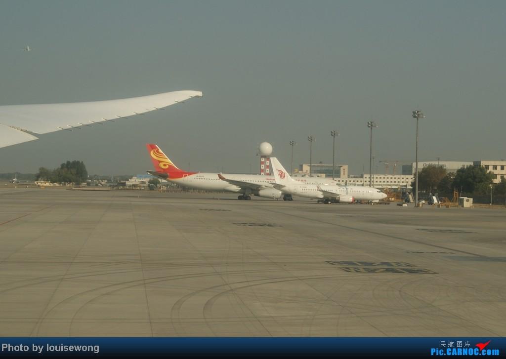 Re:[原创]海航免票回程,PEK-HAK,故障延误换飞机,坑爹的787,外加HAK-CAN段游记 BOEING 737-700 B-3999 中国北京首都机场