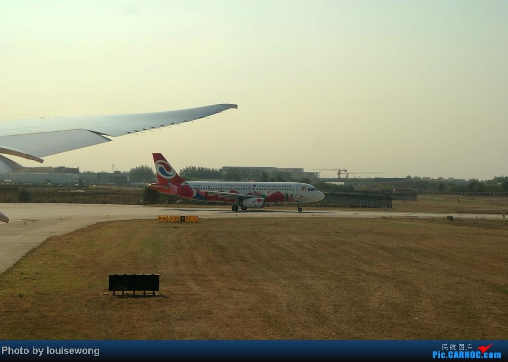 Re:[原创]海航免票回程,PEK-HAK,故障延误换飞机,坑爹的787,外加HAK-CAN段游记 AIRBUS A320-200 B-6576 中国北京首都机场