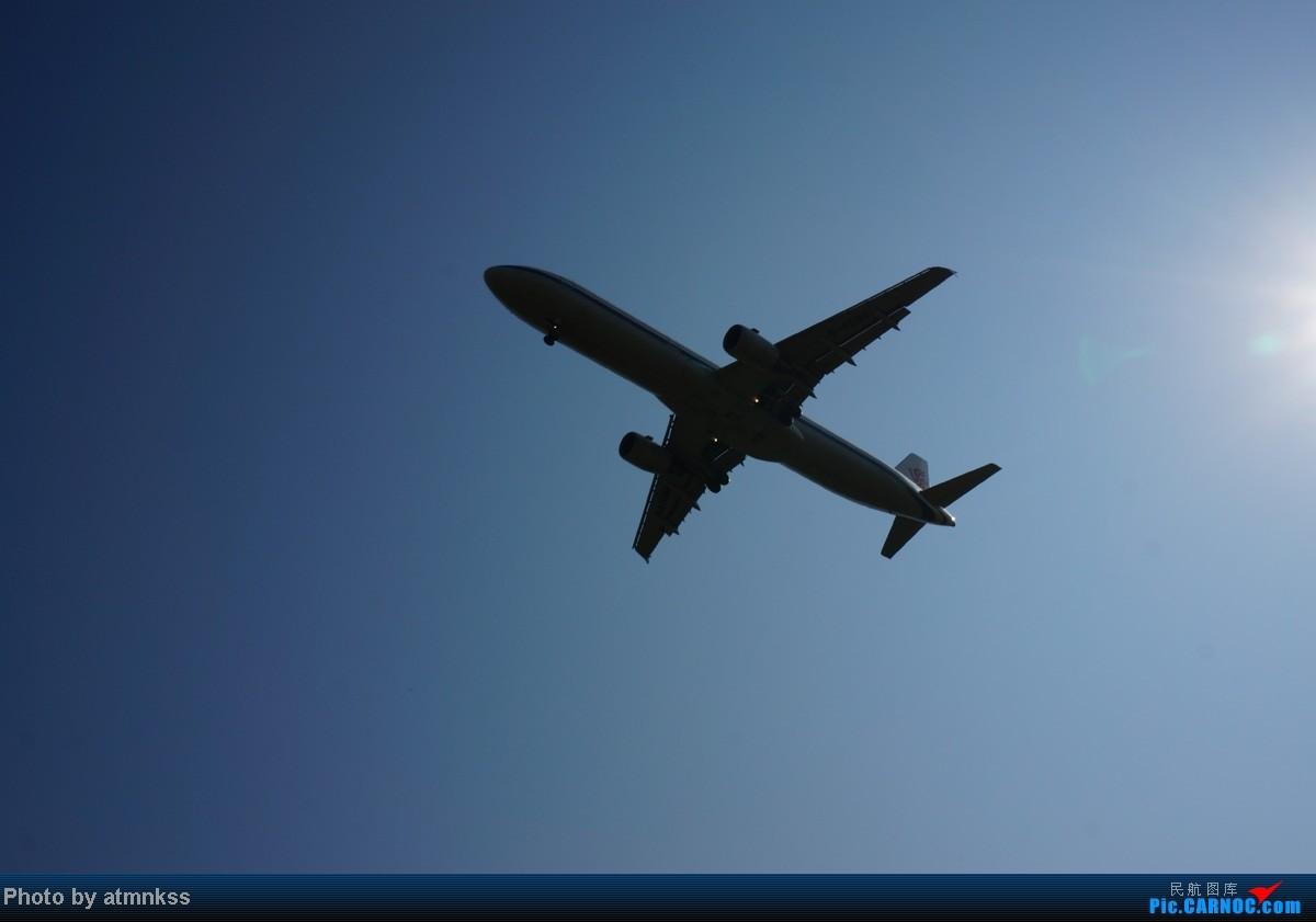 Re:[原创][Atm]10月26八卦台+停车场拍机 终于来到传说中的八卦台 国航两架大猩猩 AIRBUS A321-200 B-6595 中国北京首都机场