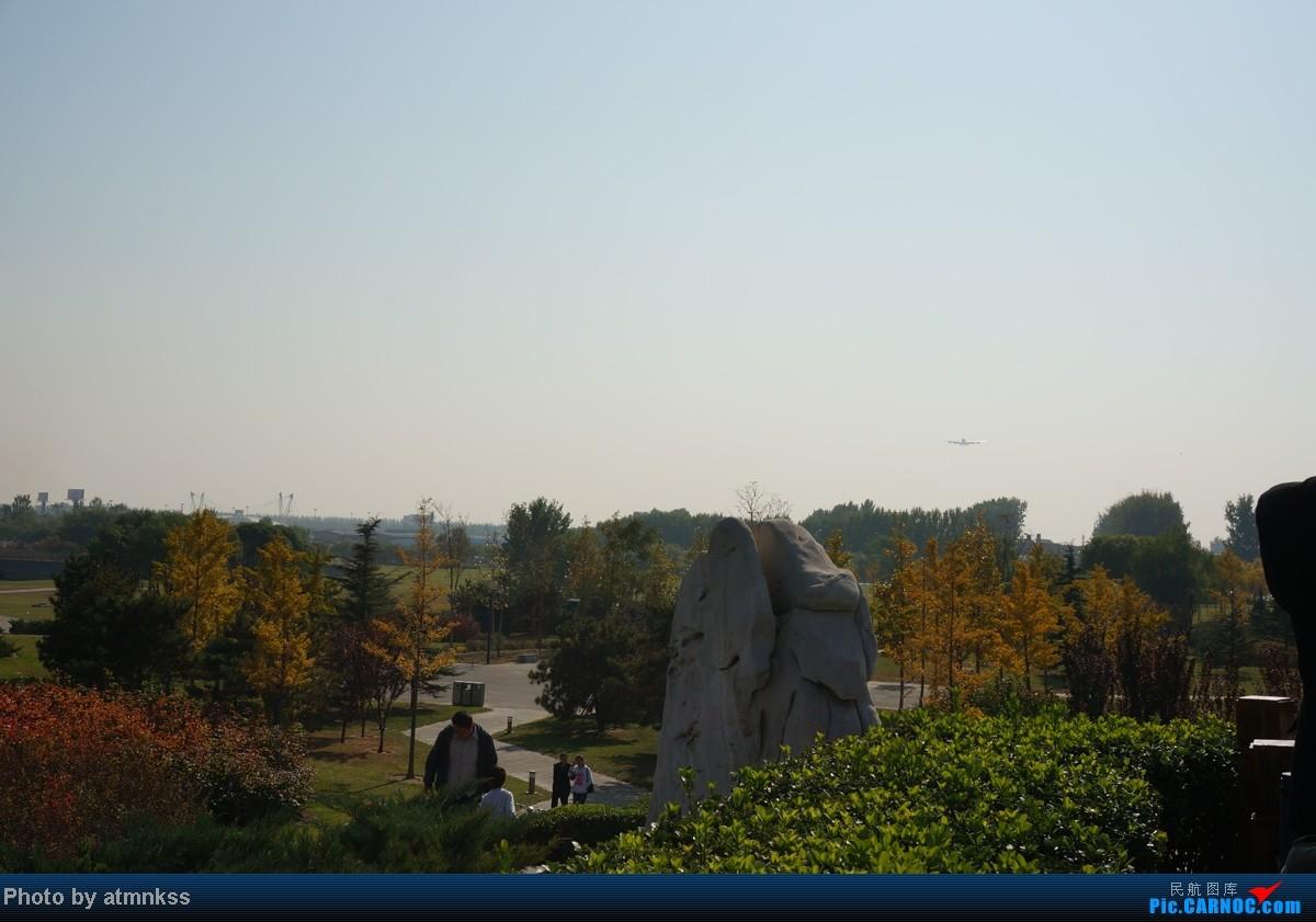 Re:[原创][Atm]10月26八卦台+停车场拍机 终于来到传说中的八卦台 国航两架大猩猩