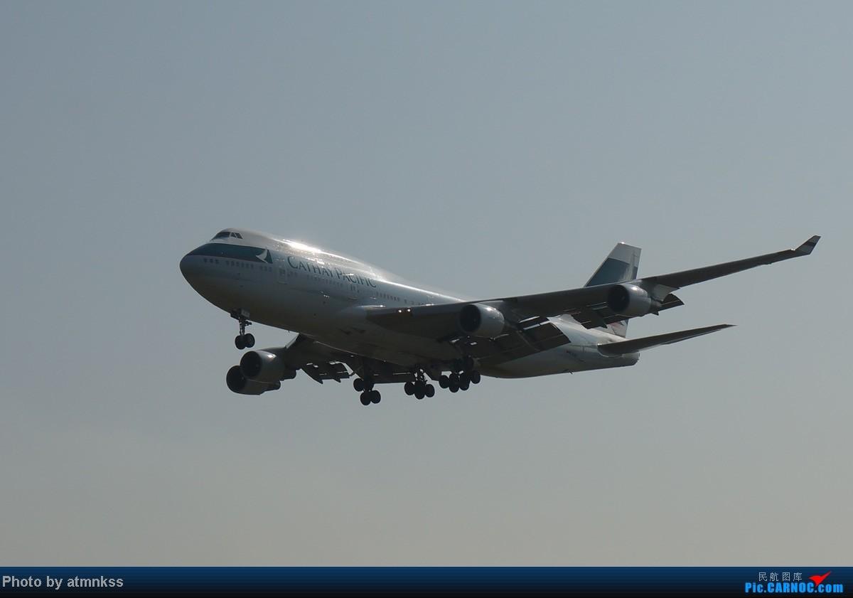 Re:[原创][Atm]10月26八卦台+停车场拍机 终于来到传说中的八卦台 国航两架大猩猩 B747-400  中国北京首都机场