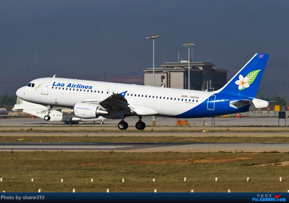 Re:长水一日游随手拍 AIRBUS A320-200 RDPL-34224 中国昆明长水机场