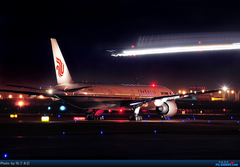 Re:[原创]757翻新机啥的~~~ BOEING 777-300 B-2038 中国天津滨海机场