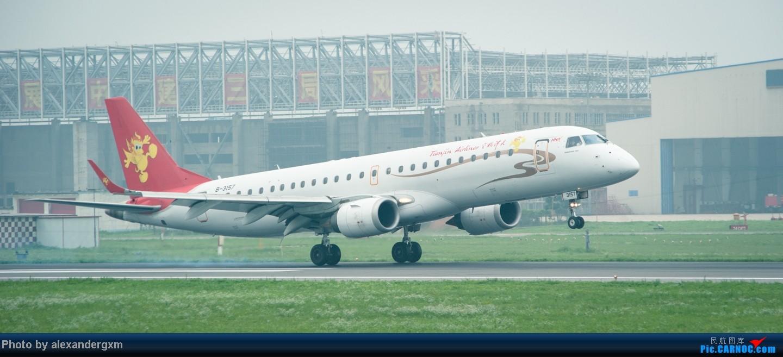 Re:[原创]【SHE】把近半年拍的飞机发几张各位前辈见笑~ EMBRAER ERJ-190 B-3157 中国沈阳桃仙机场