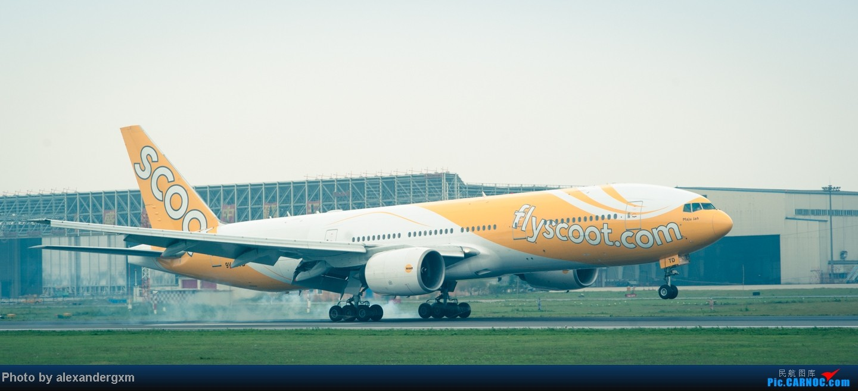 Re:[原创]【SHE】把近半年拍的飞机发几张各位前辈见笑~ 777-200