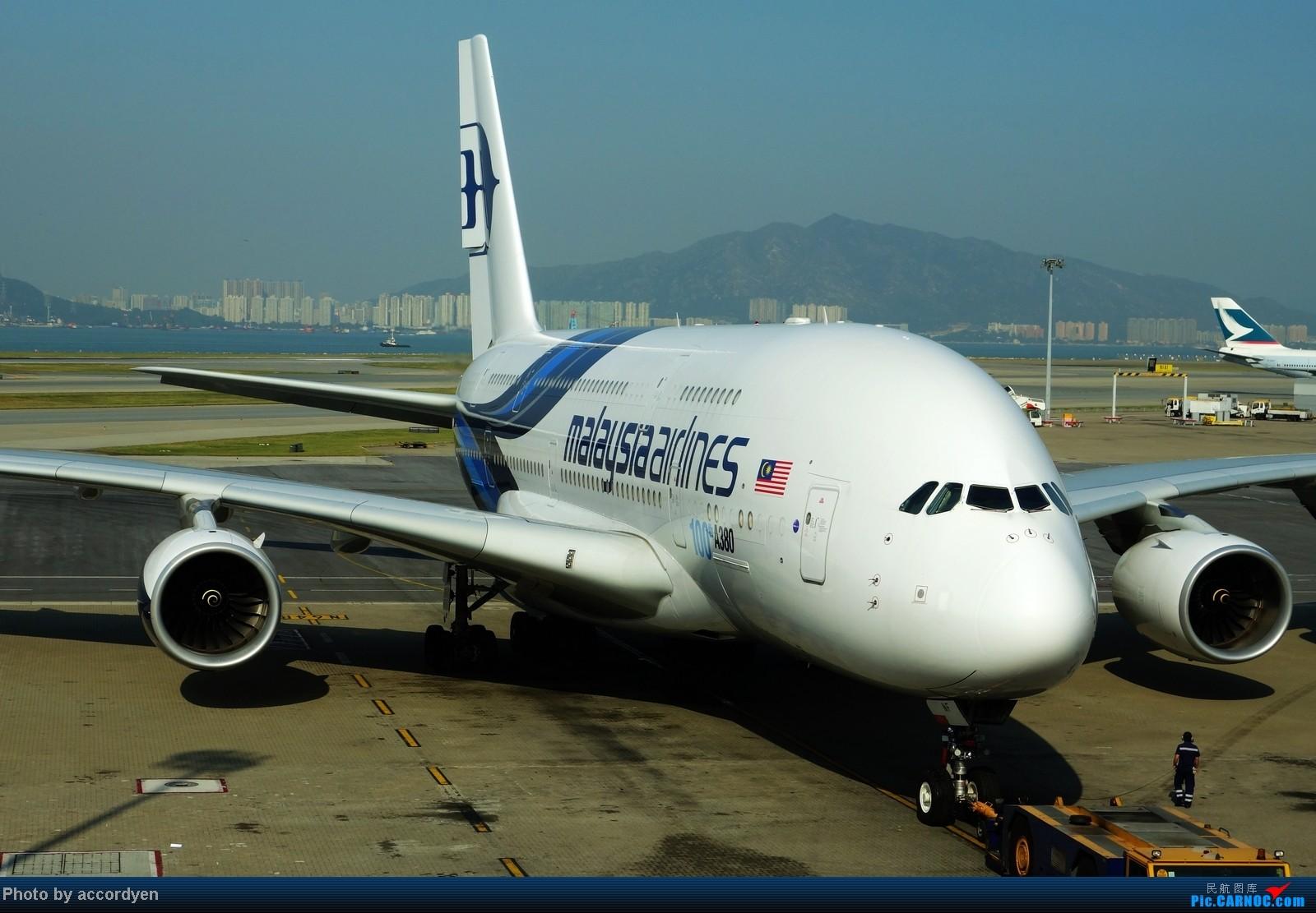 Re:馬航胖胖 A380-800 9M-MNF HKG