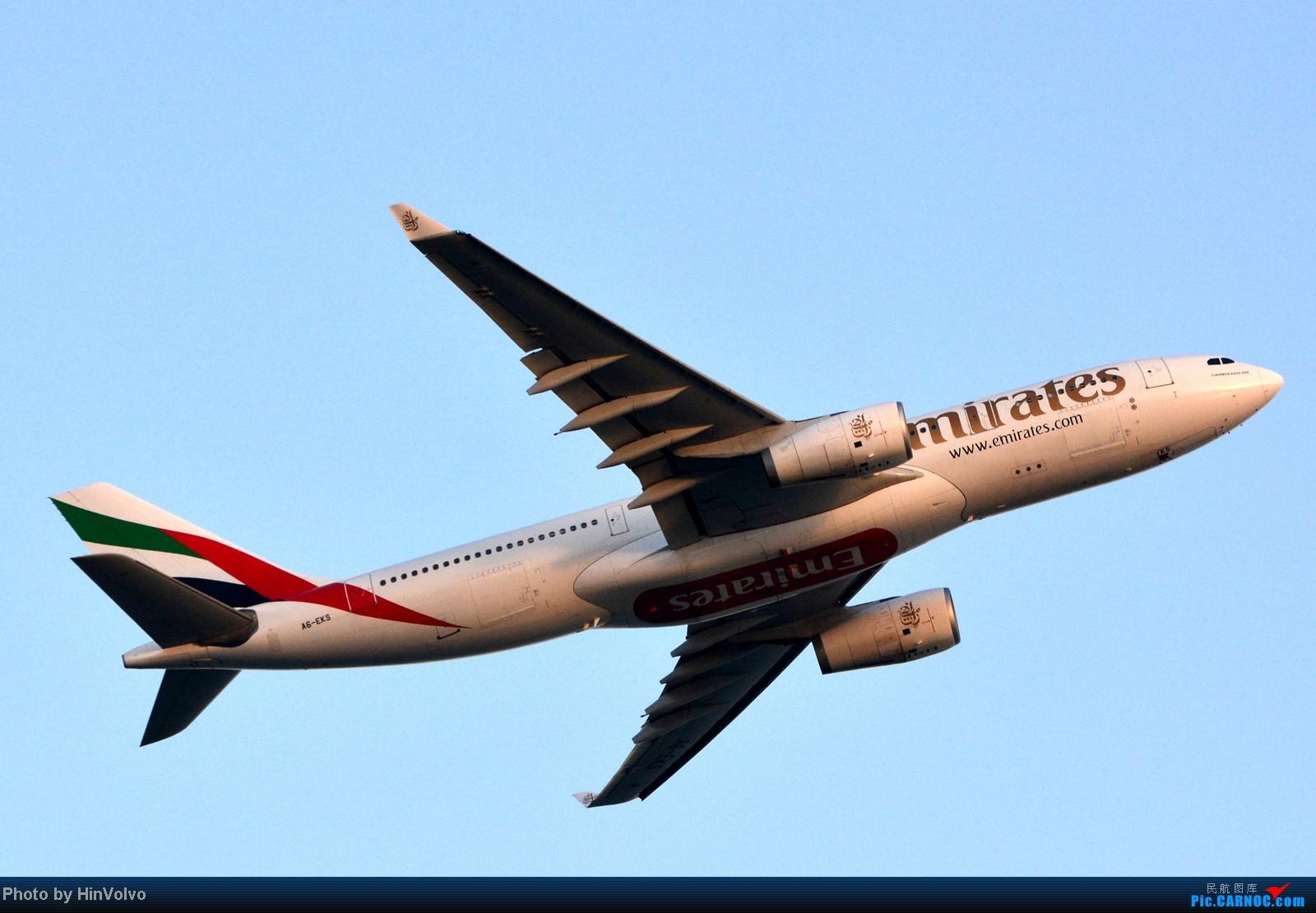 Re:[原创]~~~~多圖系列~~~HKG,早上好!寒冷的假期出發前往機場拍到中午。 AIRBUS A330-200 A6-EKS 中国香港赤鱲角机场