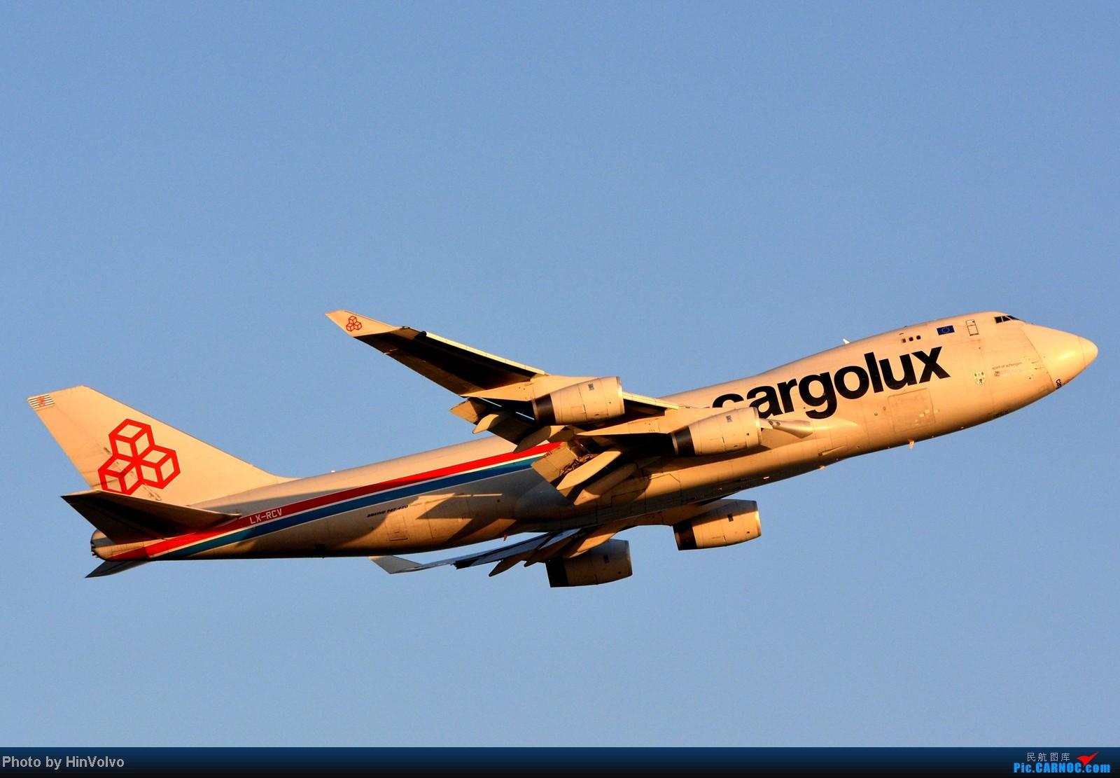 Re:[原创]~~~~多圖系列~~~HKG,早上好!寒冷的假期出發前往機場拍到中午。 BOEING 747-400 LX-RCV 中国香港赤鱲角国际机场