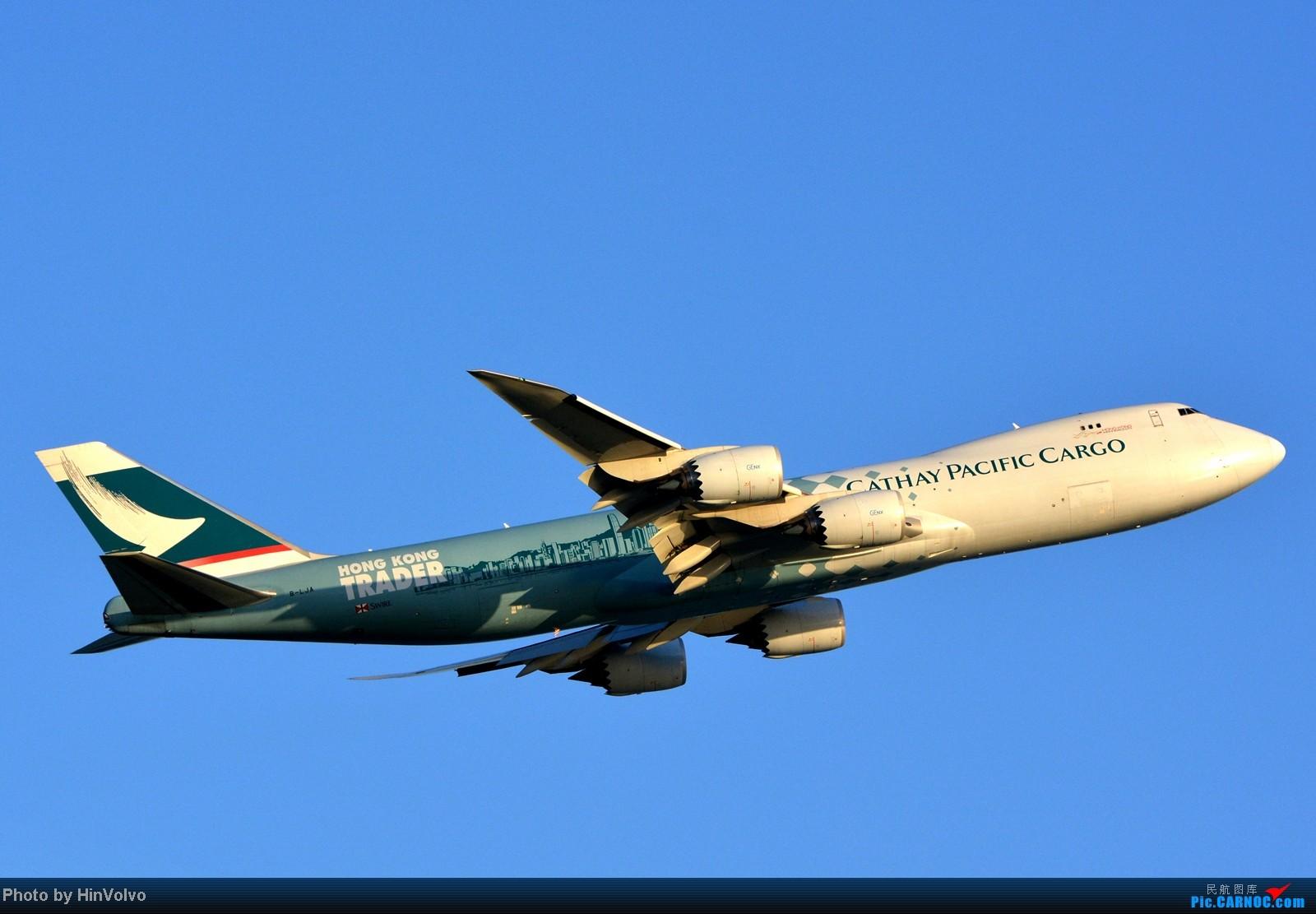 Re:[原创]~~~~多圖系列~~~HKG,早上好!寒冷的天氣出發前往機場拍到中午。 BOEING 747 B-LJA 中国香港赤鱲角机场