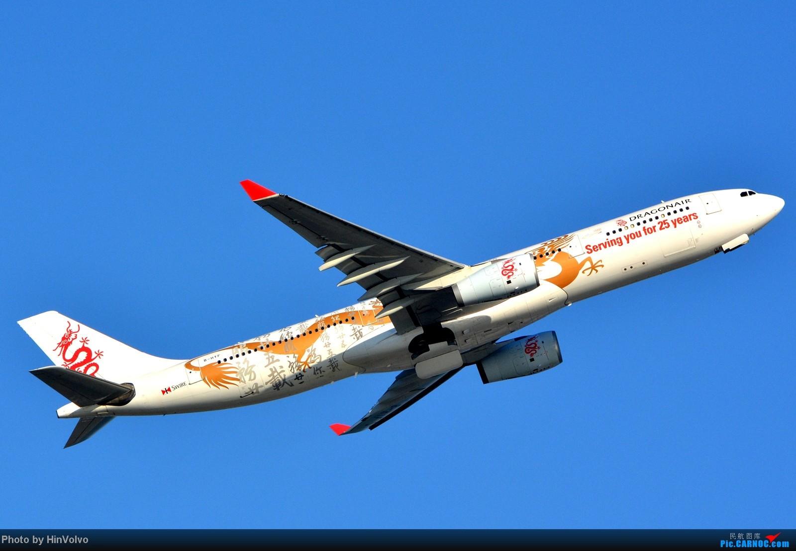 Re:[原创]~~~~多圖系列~~~HKG,早上好!寒冷的天氣出發前往機場拍到中午。 AIRBUS A330-300 B-HYF 中国香港赤鱲角机场