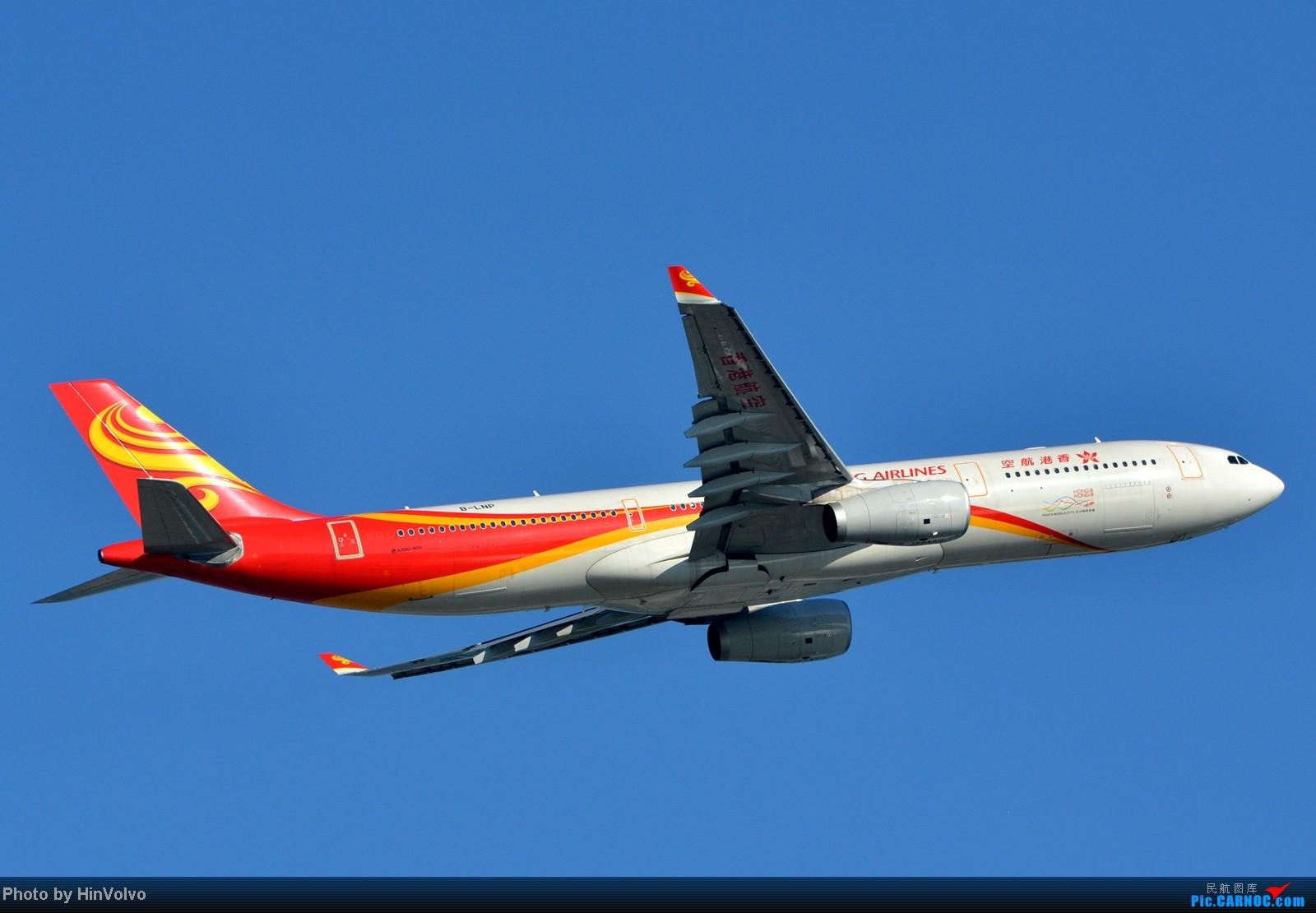 Re:[原创]~~~~多圖系列~~~HKG,早上好!寒冷的天氣出發前往機場拍到中午。 AIRBUS A330-300 B-LNP 中国香港赤鱲角机场