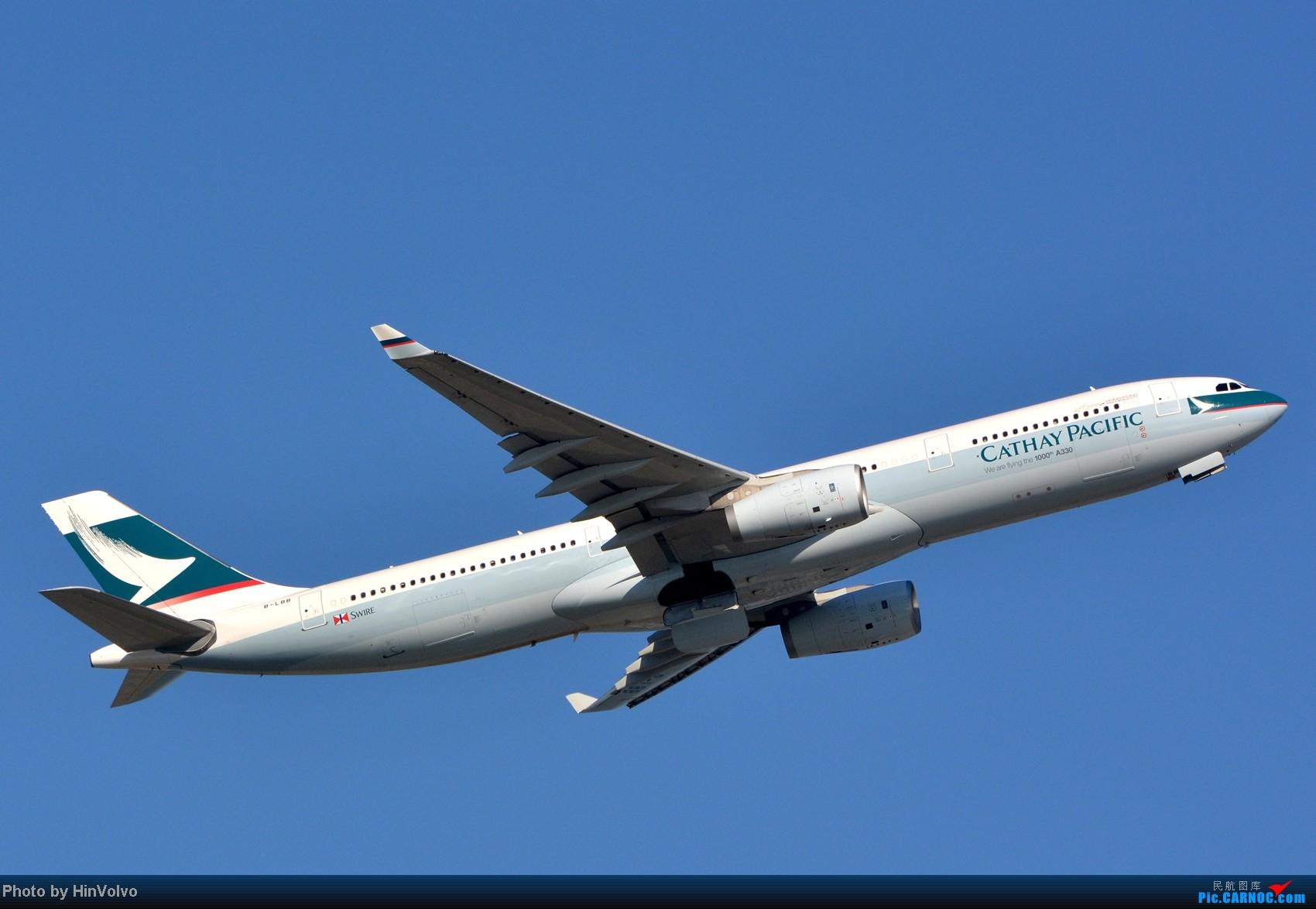 Re:[原创]~~~~多圖系列~~~HKG,早上好!寒冷的天氣出發前往機場拍到中午。 AIRBUS A330-200 B-LBB 中国香港赤鱲角机场