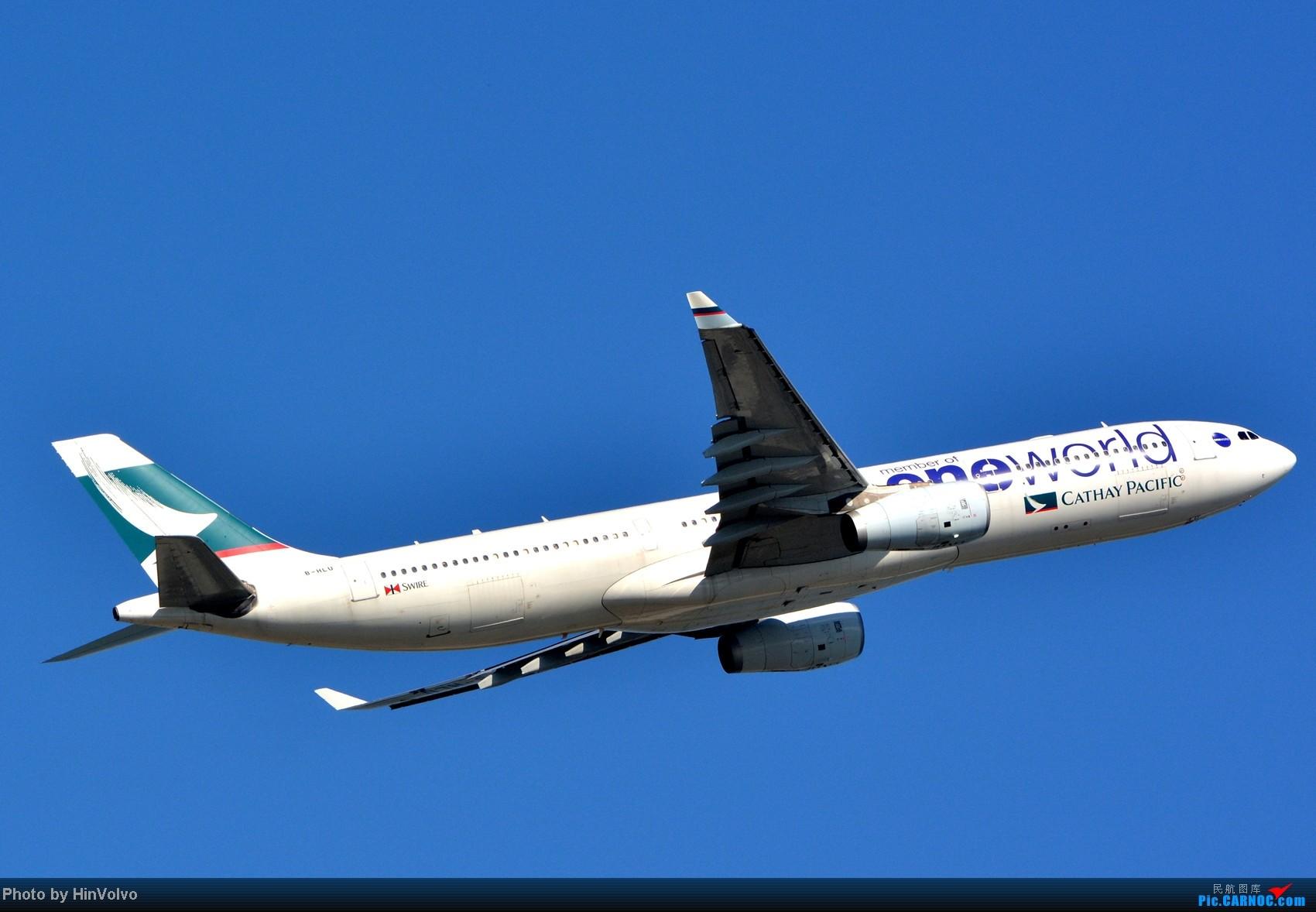 Re:[原创]~~~~多圖系列~~~HKG,早上好!寒冷的天氣出發前往機場拍到中午。 AIRBUS A330-300 B-HLU 中国香港赤鱲角机场