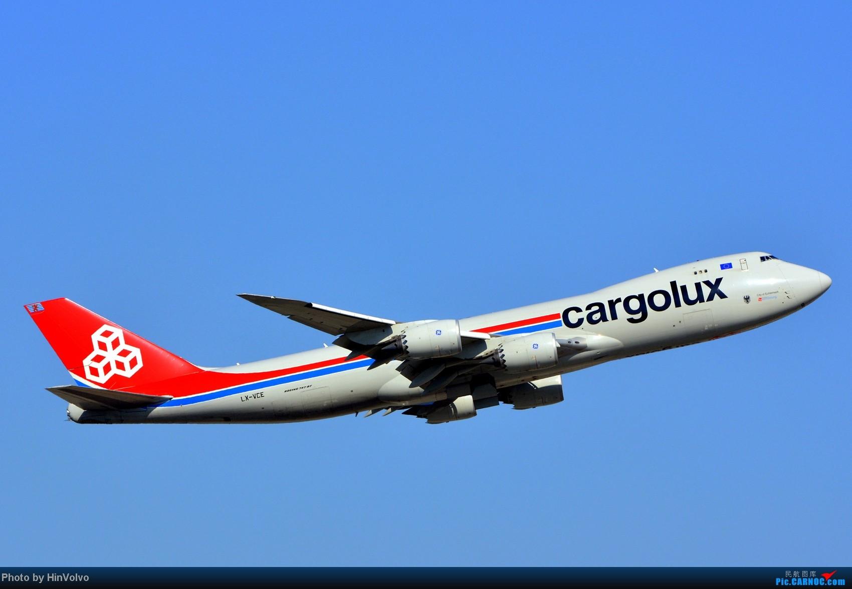Re:[原创]~~~~多圖系列~~~HKG,早上好!寒冷的天氣出發前往機場拍到中午。 BOEING 747-8 LX-VCE 中国香港赤鱲角机场
