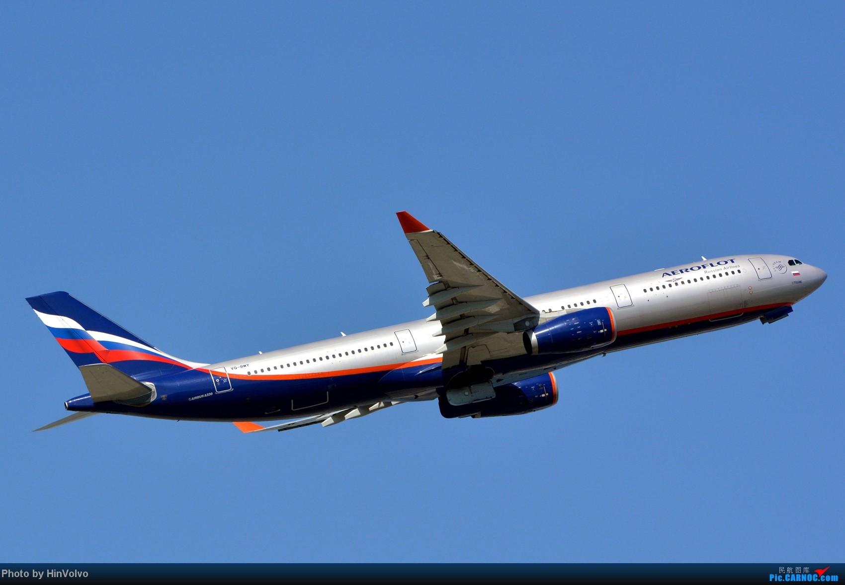 Re:[原创]~~~~多圖系列~~~HKG,早上好!寒冷的天氣出發前往機場拍到中午。 AIRBUS A330-300 VQ-BMY 中国香港赤鱲角机场
