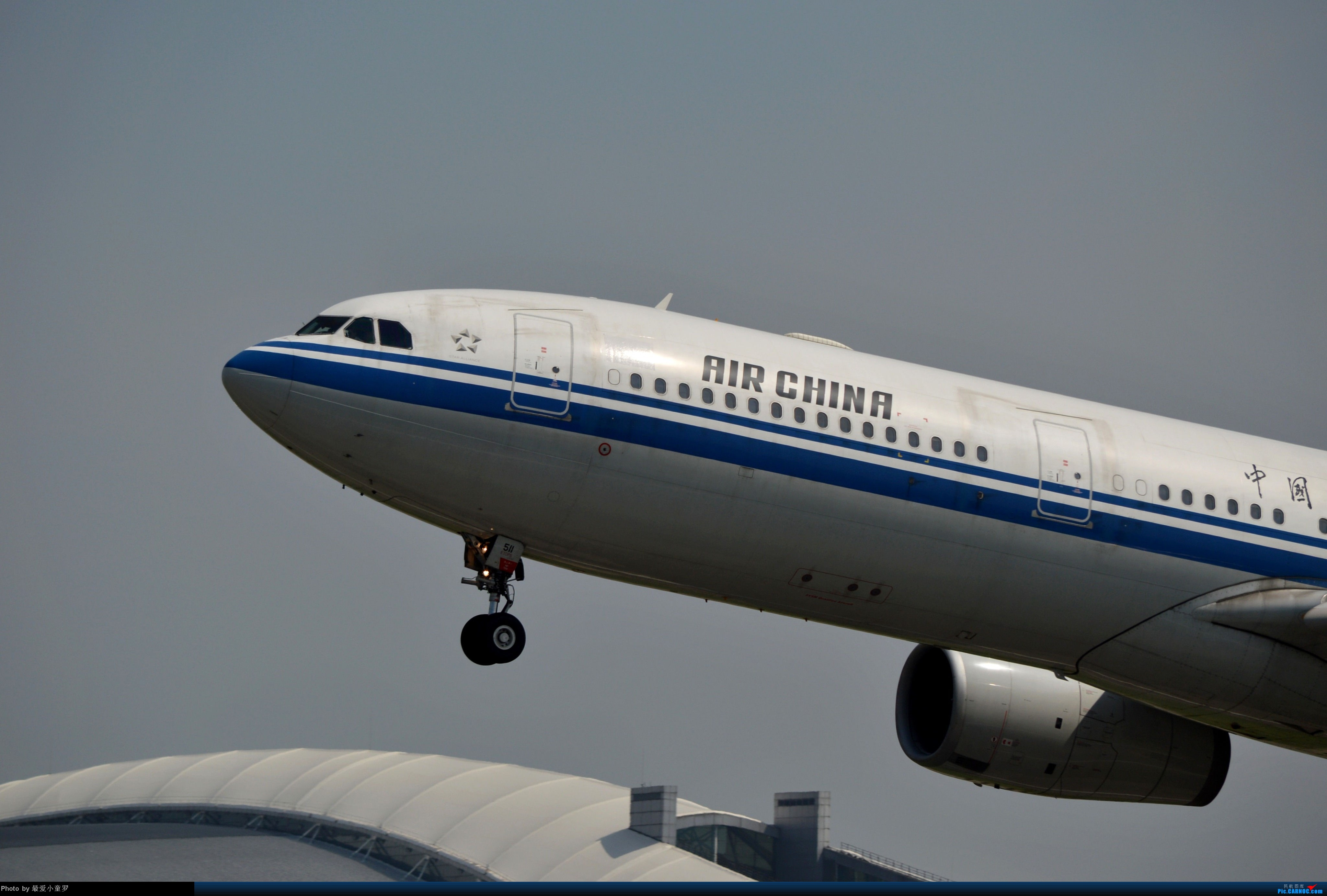 Re:[原创]CAN拍机杂图 AIRBUS A330-300 B-6511 中国广州白云机场