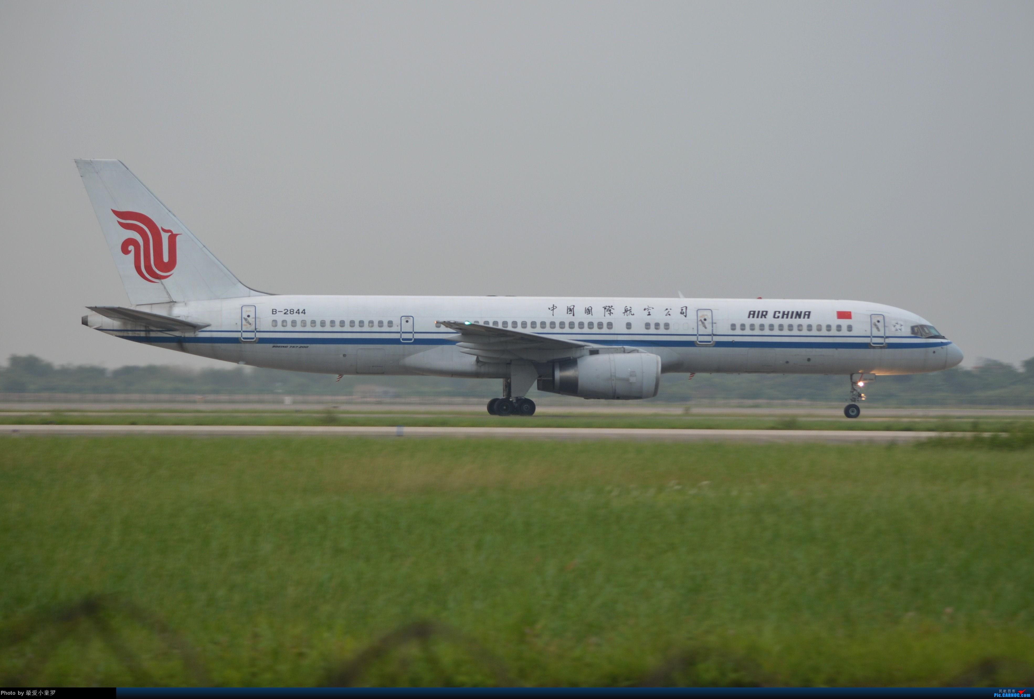 Re:[原创]CAN拍机杂图 BOEING 757-200 B-2844 中国广州白云机场