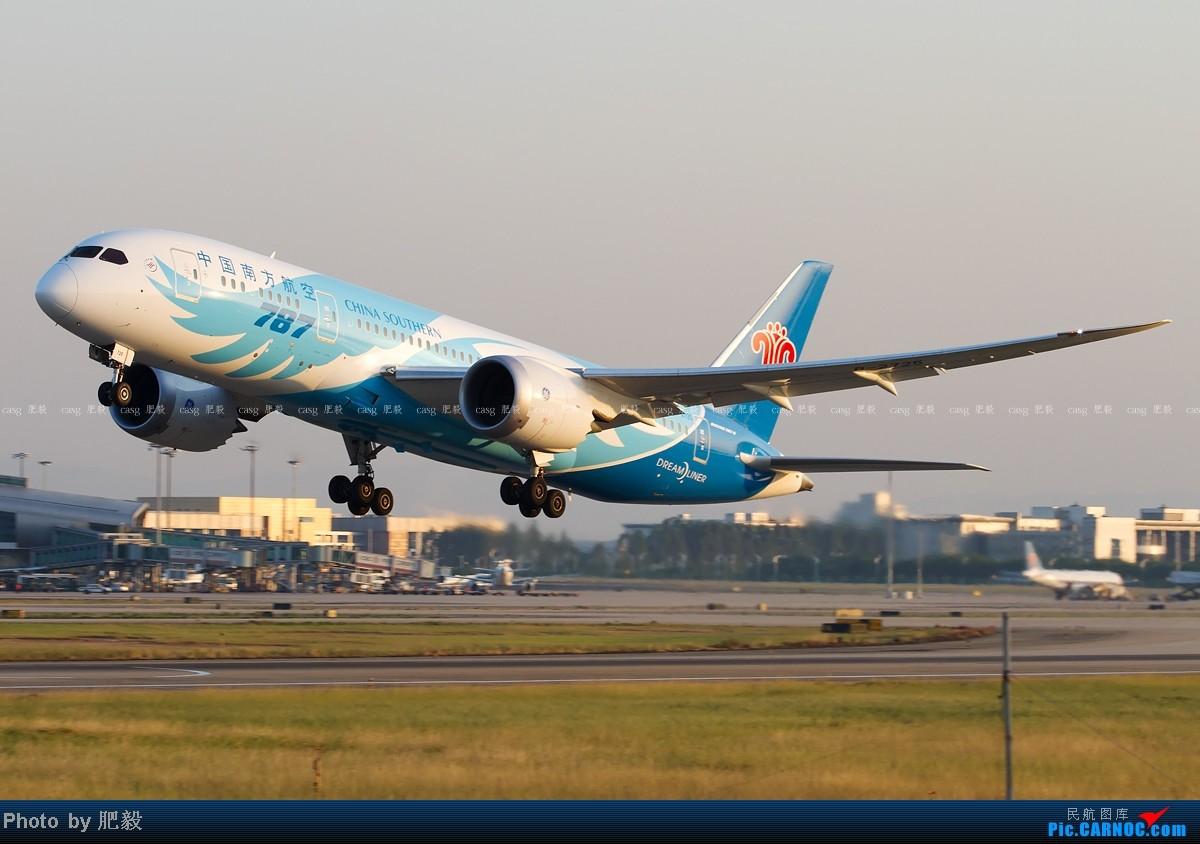 [原创][CASG]证明我存在 BOEING 787 B-2725 中国广州白云机场
