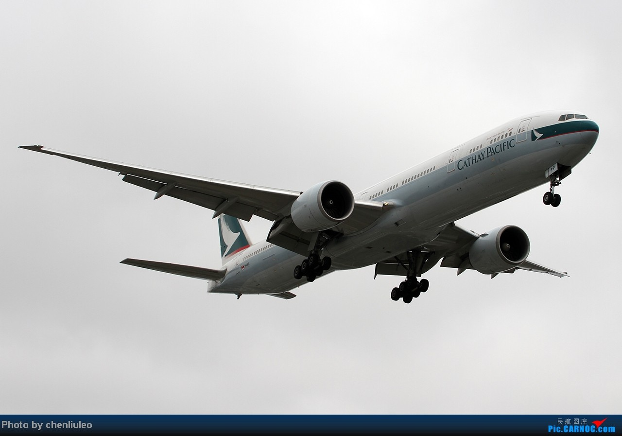 Re:[原创]【杭州飞友会】LAX拍机。阴天。傍晚。逆光。亮点不多。 BOEING 777-367ER B-KPP 美国洛杉矶机场