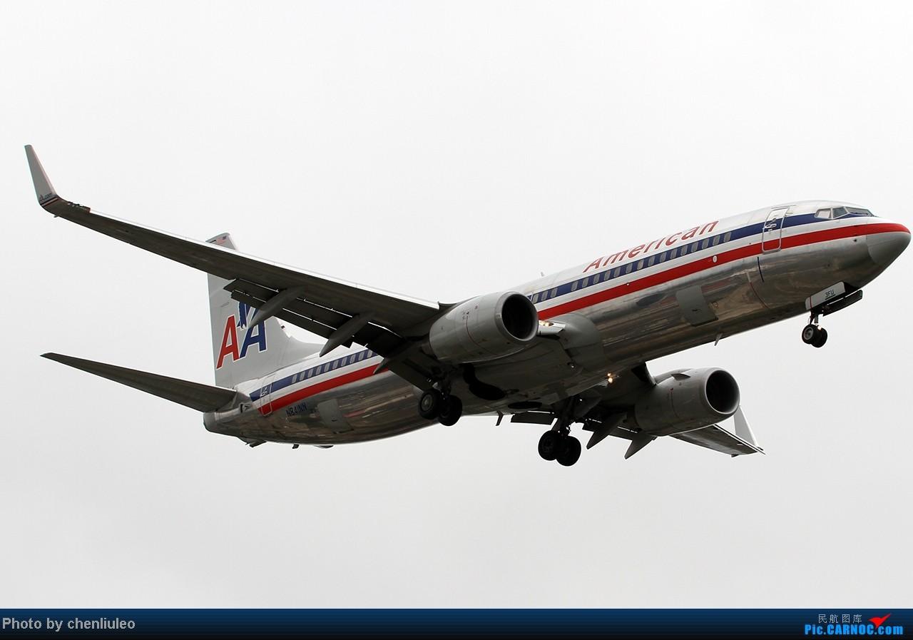 Re:[原创]【杭州飞友会】LAX拍机。阴天。傍晚。逆光。亮点不多。 BOEING 737-823 N841NN 美国洛杉矶机场