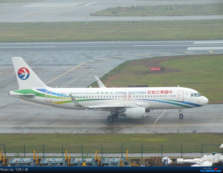 Re:[原创]我在CKG拍到的9字头新机,清一色的空客系列。 AIRBUS A320-200 B-9942 重庆江北国际机场