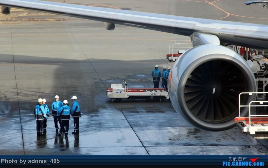 Re:[原创]北海道新千岁机场     机务