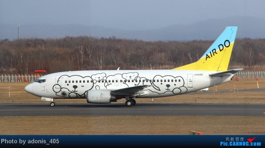 Re:[原创]北海道新千岁机场 BOEING 737 JA8196 新千岁机场
