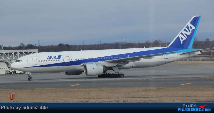 Re:[原创]北海道新千岁机场 BOEING777-200 JA701A 新千岁机场