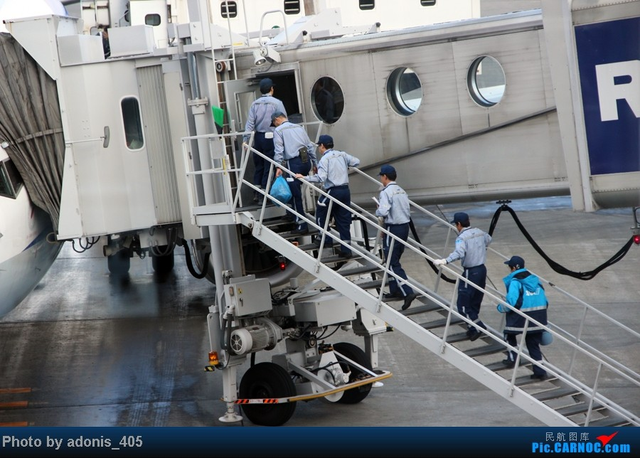 Re:[原创]北海道新千岁机场     地面服务