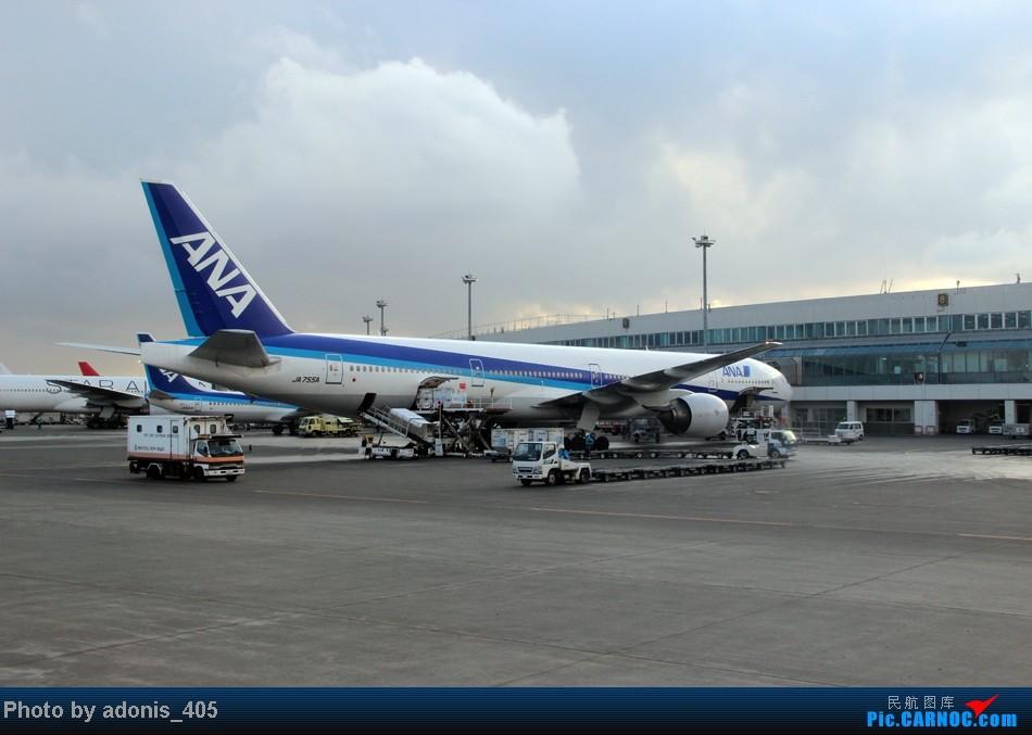 Re:[原创]北海道新千岁机场 BOEING 777-300 JA755A 新千岁机场