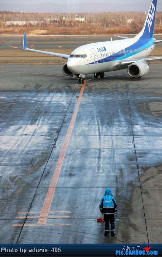 [原创]新千岁机场工作中的人们     机务