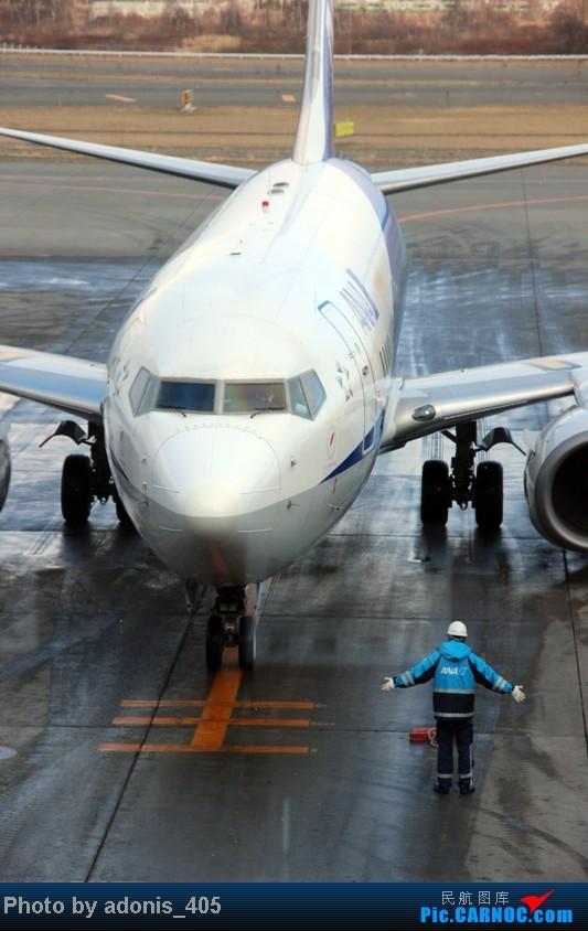 Re:[原创]新千岁机场工作中的人们     机务