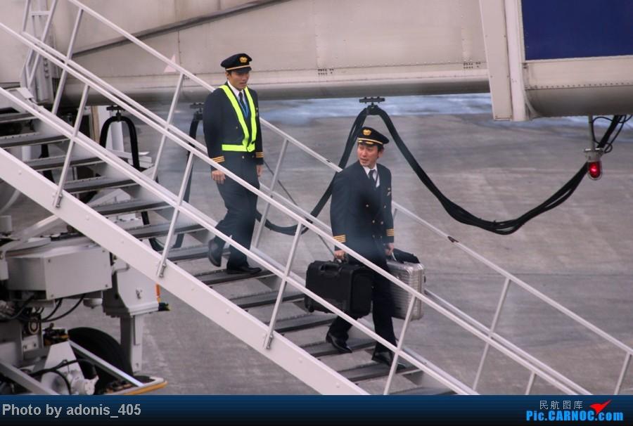Re:[原创]新千岁机场工作中的人们     飞行员
