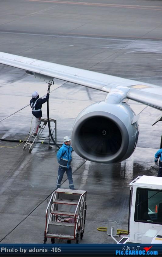 Re:[原创]新千岁机场工作中的人们     油料