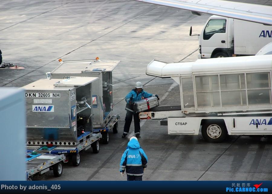 Re:[原创]新千岁机场工作中的人们     货运