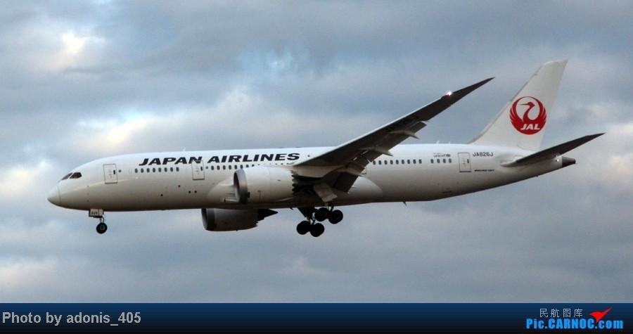 Re:[原创]北海道新千岁--东京成田机场 BOEING 787 JA826J 东京成田机场