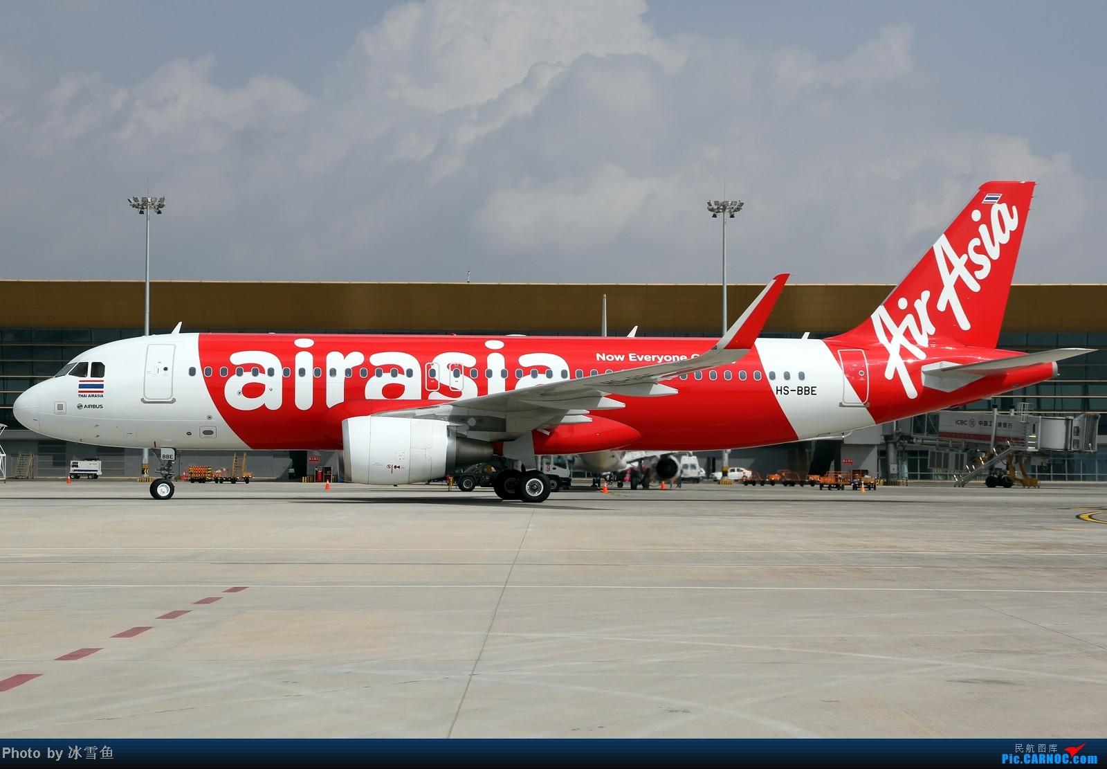 Re:[原创]【BLDDQ】四周没有发帖了,有些手生——近期长水图一组! AIRBUS A320-216WL HS-BBE 中国昆明长水机场