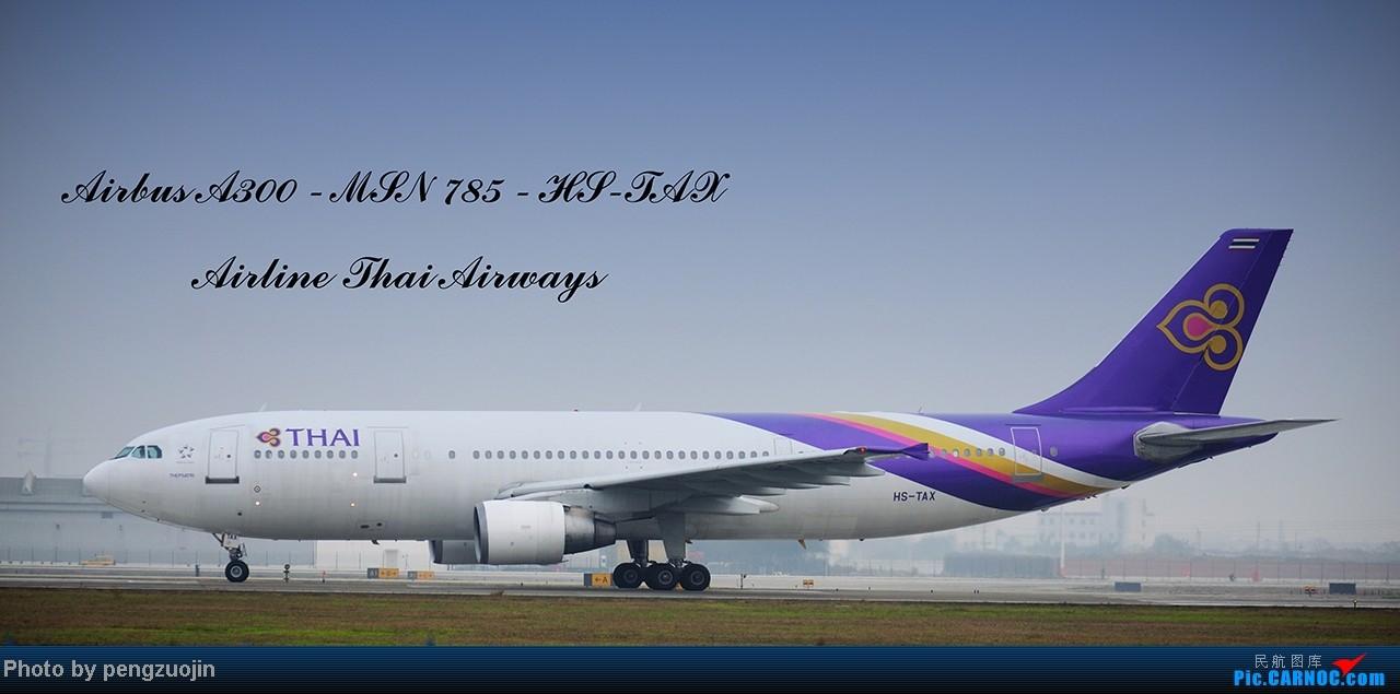 [原创]成都今年第一次来TG的AB6 AIRBUS A300  CTU