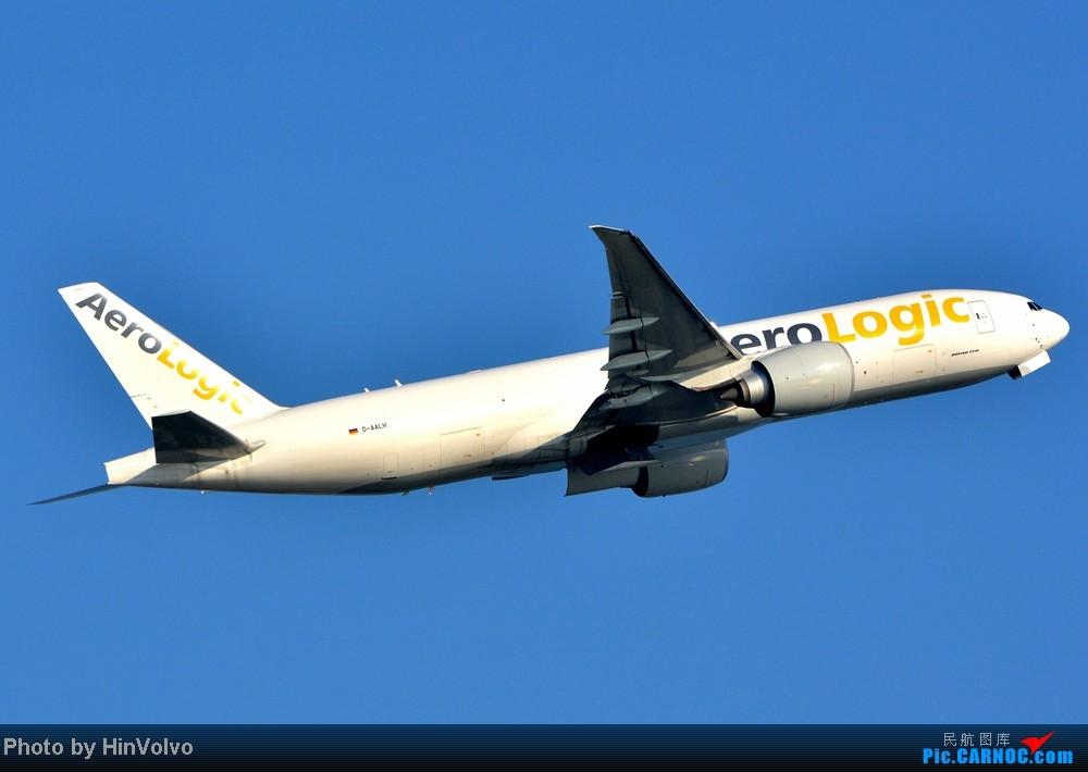 Re:[原创]Re:[原创]~~~~多圖系列~~~~雨後兩天在港龍橋拍機,內有新香港精神號和送兩張維修區07R降落角度! BOEING 777-200 D-AALH 中国香港赤鱲角机场