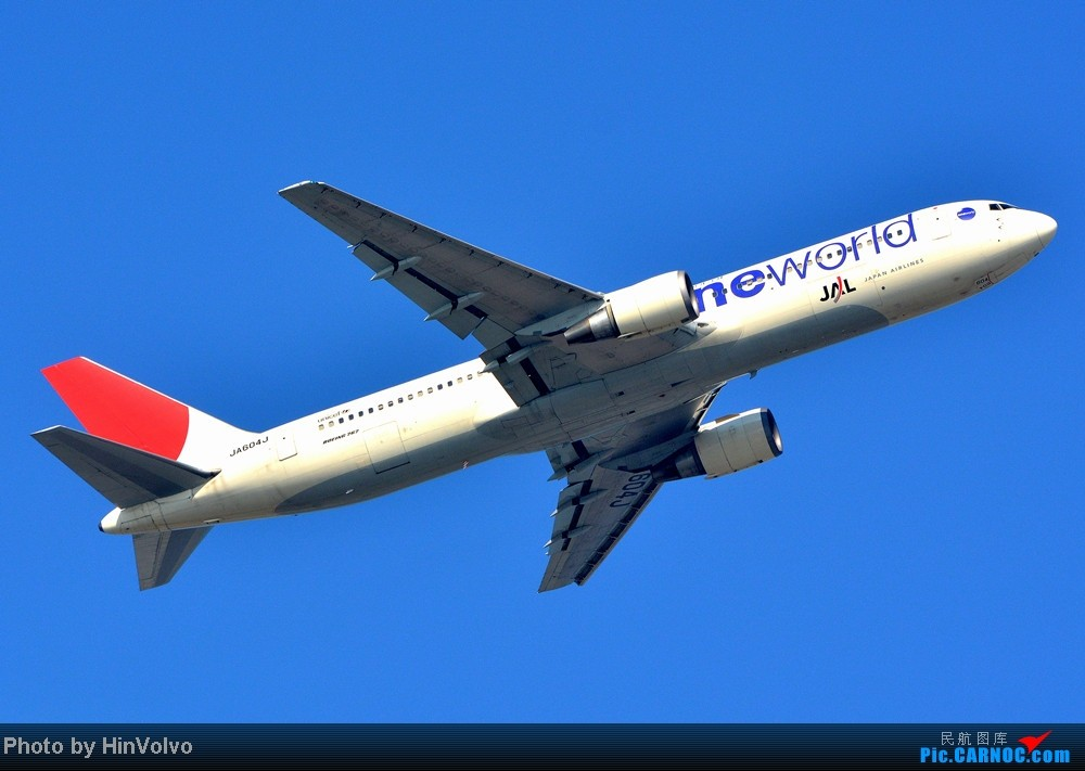Re:[原创]Re:[原创]~~~~多圖系列~~~~雨後兩天在港龍橋拍機,內有新香港精神號和送兩張維修區07R降落角度! BOEING 767-300 JA604J 中国香港赤鱲角机场