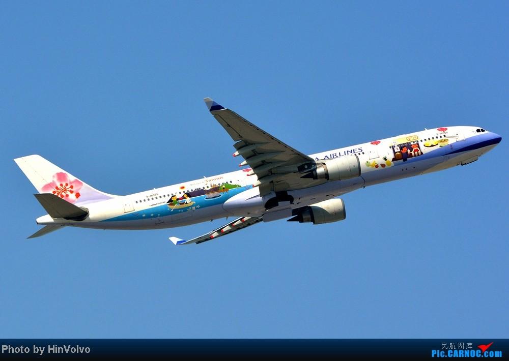 Re:[原创]Re:[原创]~~~~多圖系列~~~~雨後兩天在港龍橋拍機,內有新香港精神號和送兩張維修區07R降落角度! AIRBUS A330-300 B-18355 中国香港赤鱲角机场