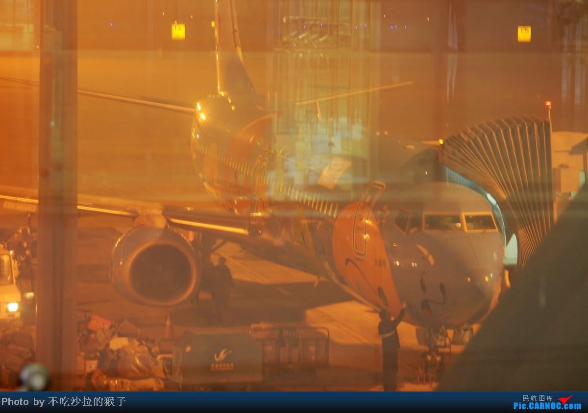 Re:[原创]【海南飞友会】【猴子出品】99元票价的匆匆旅程.坐到烂的JD5515/6.未满月的新机带我往返 BOEING 737-800 B-5606 中国济南遥墙机场