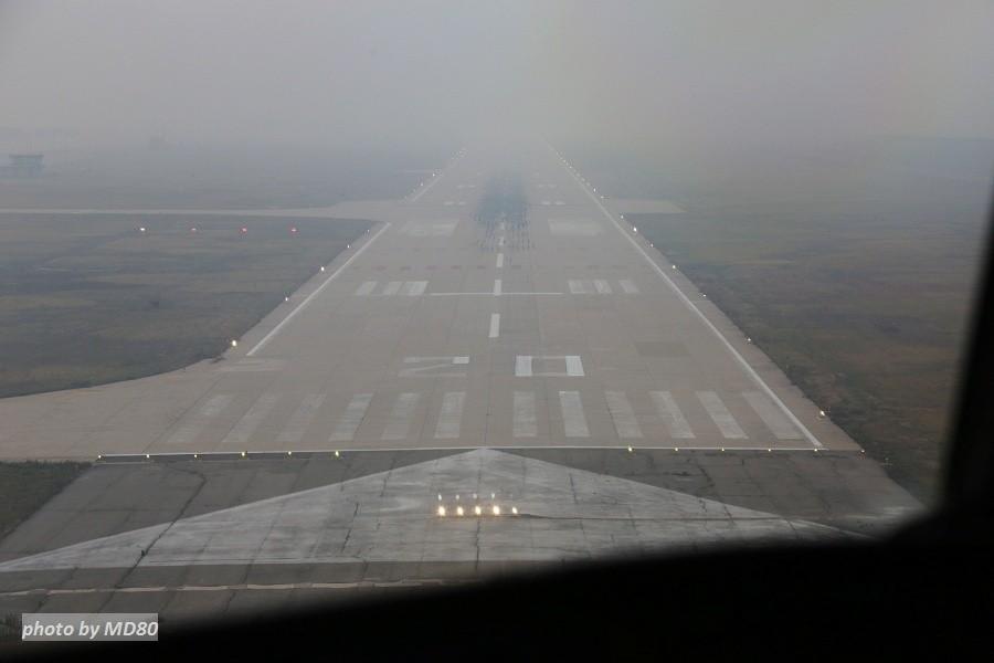 [原创][80出门]占领锦州    中国锦州小岭子机场