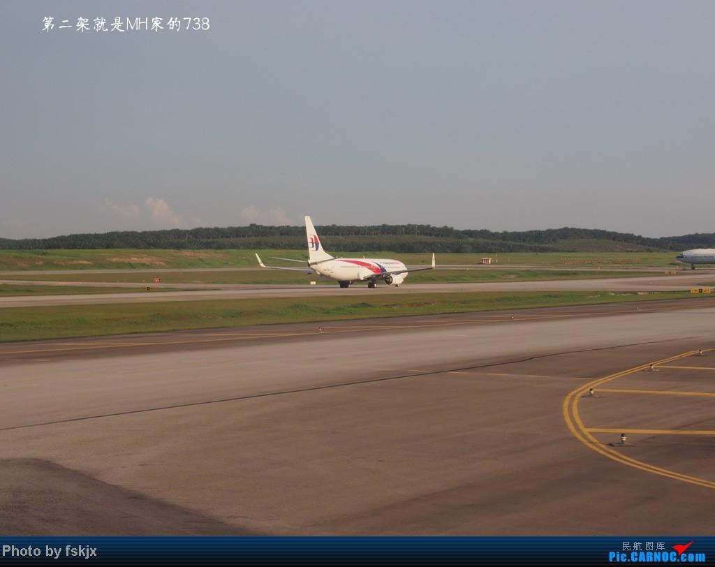【fskjx的飞行游记】带上亲人去旅行,4天游吉隆坡马六甲 BOEING 737-800 9M-MLO 马来西亚吉隆坡机场