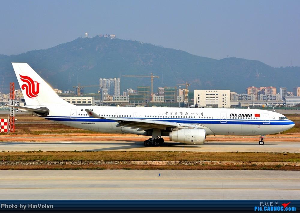 Re:[原创]Re:[原创]~~~~多圖系列~~~~今年最後一次拍機。 AIRBUS A330-200 B-6536 中国深圳宝安机场